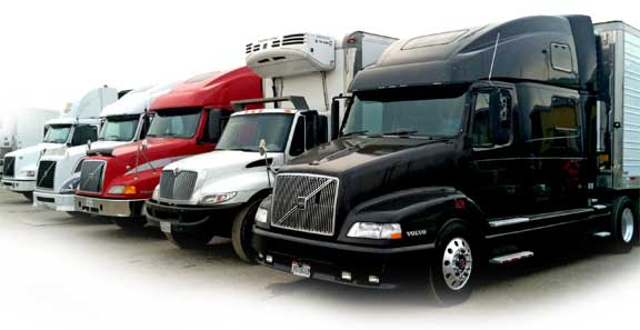 Get a Quote for Trucking Fleet Insurance